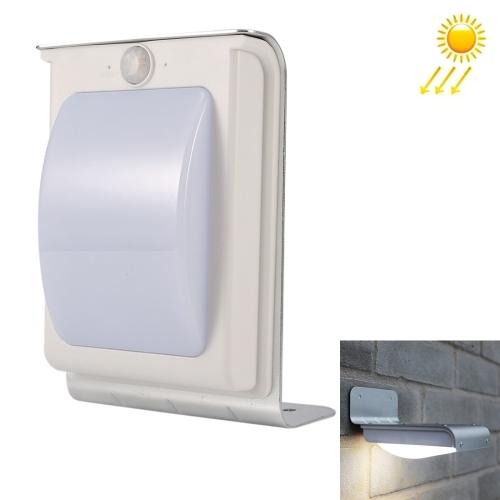 Dagaanbieding - 2x Solar-powered Motion Body Sensor buitenverlichting dagelijkse aanbiedingen
