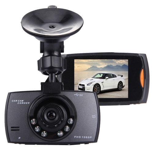 Dashcam Full HD met Motion Detection