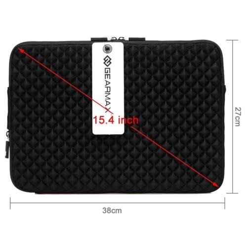 Gearmax laptop sleeve voor 15 inch laptops.