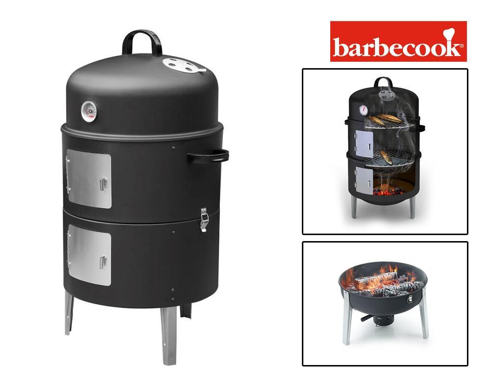 Dagaanbieding - BBQ Cook 3 in 1 Rookoven 80cm dagelijkse aanbiedingen