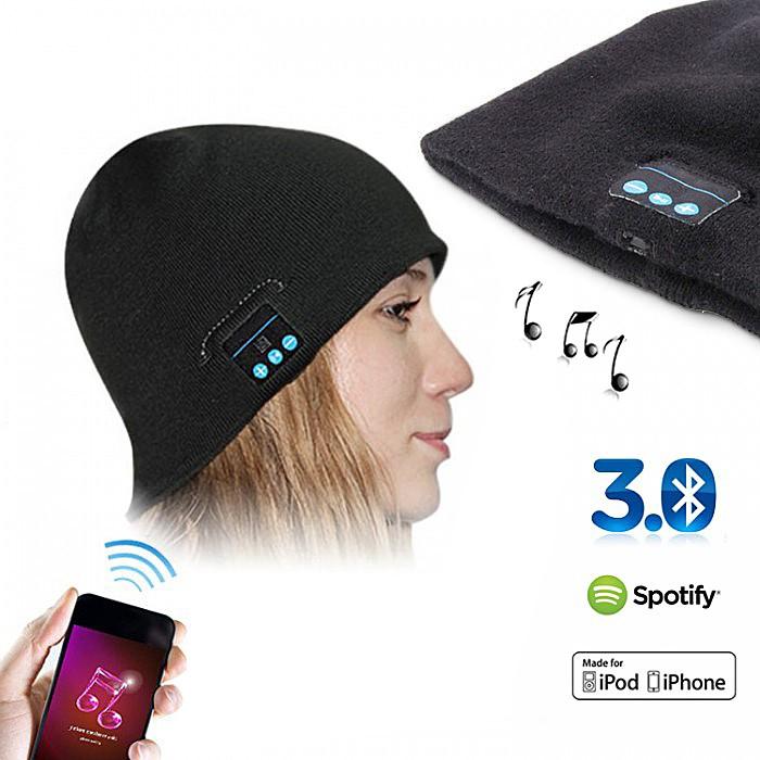 Dagaanbieding - Bluetooth Beanie dagelijkse koopjes