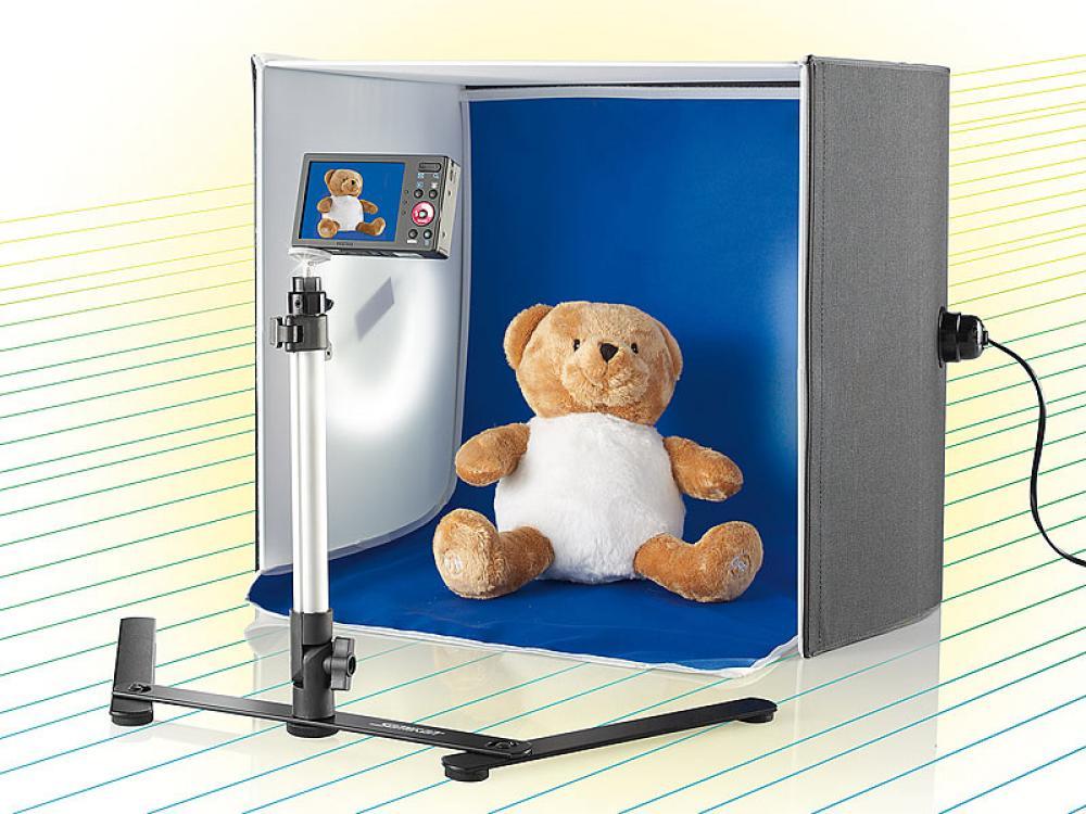 Foto studio box voor slechts 54 95 for Foto lampen