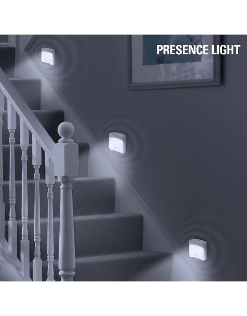 Ledlamp met bewegingssensor / buitenlamp met sensor voor slechts € 21,95