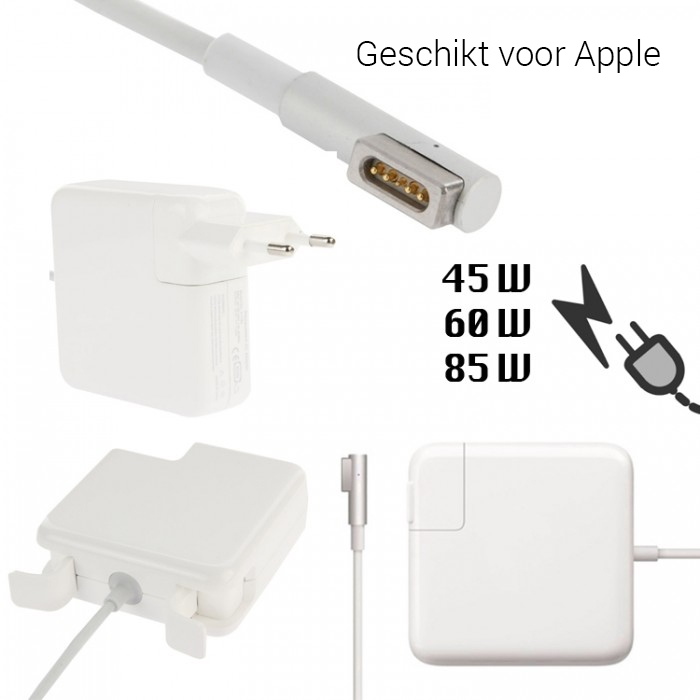Lader voor MagSafe I MacBook