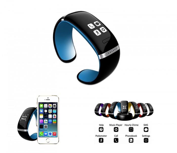 Dagaanbieding - Bluetooth Smartwatch L12S dagelijkse aanbiedingen