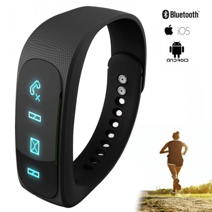 Dagaanbieding - Bluetooth 4.0 Sport Bracelet dagelijkse aanbiedingen