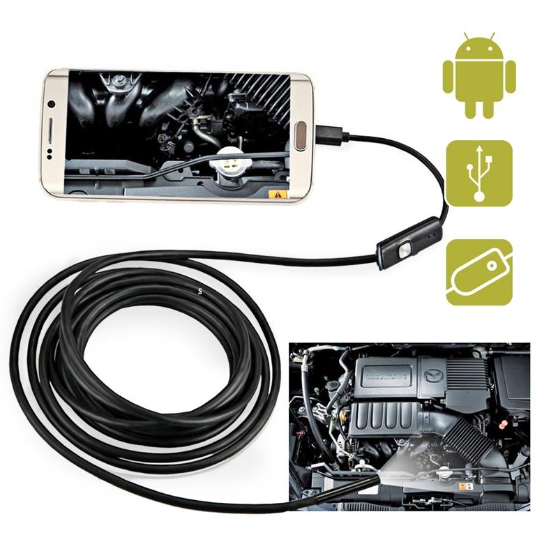 Dagaanbieding - Micro USB Endoscoop Camera dagelijkse aanbiedingen