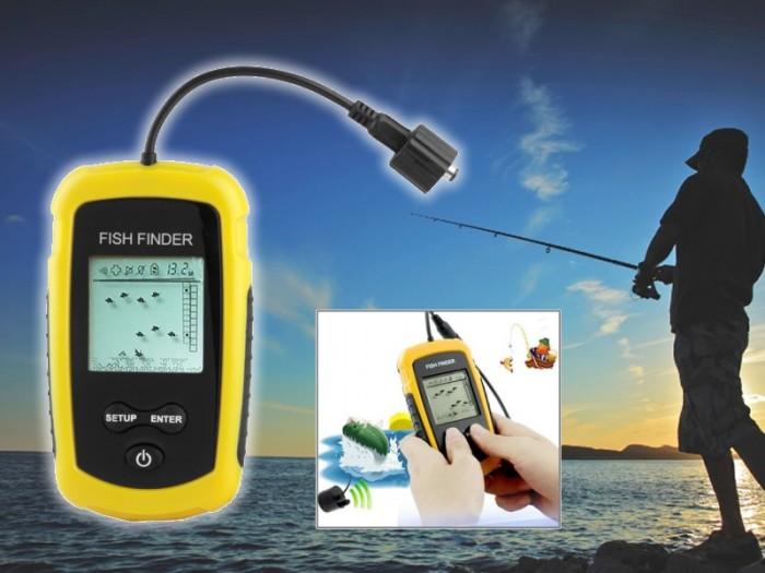 Dagaanbieding - Sonar Visvinder dagelijkse aanbiedingen
