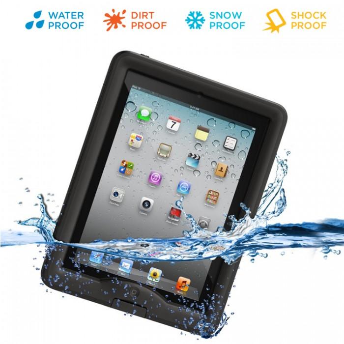 Dagaanbieding - Waterdichte case iPad dagelijkse aanbiedingen