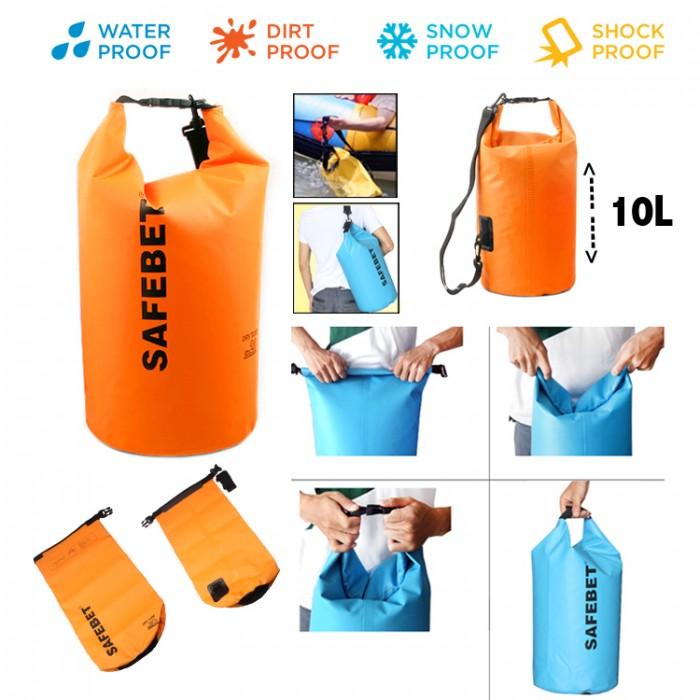 Dagaanbieding - Waterdichte zak 10 liter dagelijkse aanbiedingen
